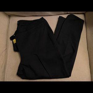 """Talbots Black """"Dalton"""" Women's 18w Dress Pants"""